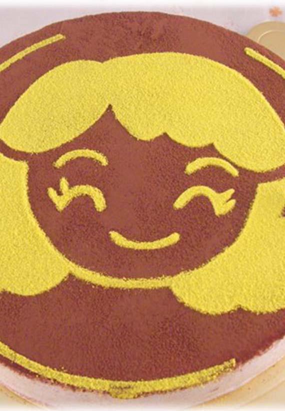快樂媽咪造型蛋糕8