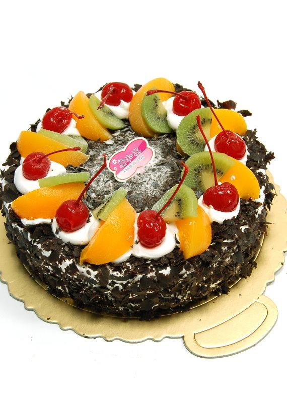 黑森林蛋糕8