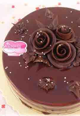 花心巧克力蛋糕(含運)