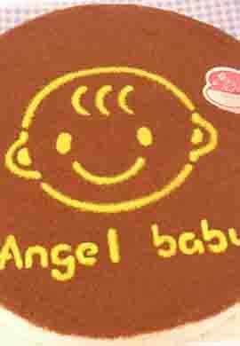 提拉米蘇蛋糕-男寶貝3(葷食)(含運)