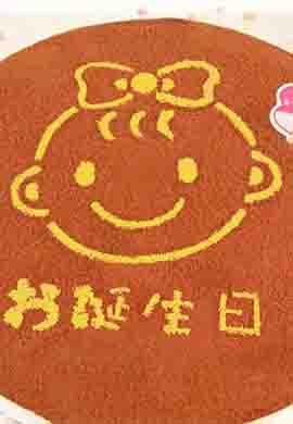 提拉米蘇蛋糕-女寶貝3(葷食)(含運)