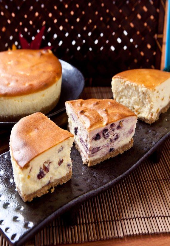 免運破盤商品-經典重乳酪蛋糕*2