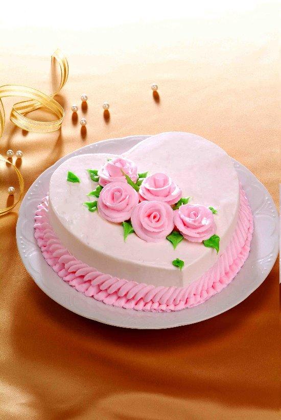 心型冰淇淋蛋糕9吋(含運)